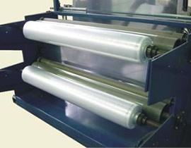 Adaptação de troca de tela hidráulico em extrusora de recuperação 2 - Minematsu