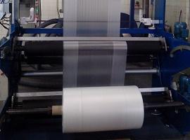 Extrusora de filme plástico - Minematsu