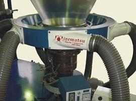 Máquina extrusora de plástico 1 - Minematsu