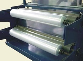 Máquina para fabricação de embalagens plásticas 2 - Minematsu