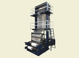 Máquina para fabricação de embalagens plásticas - Minematsu