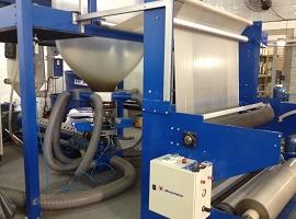 Máquina para fabricação de filme stretch 3 - Minematsu