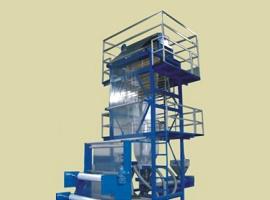 Máquina para fabricação de filme strech - Minematsu