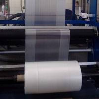 Extrusora de filme plástico