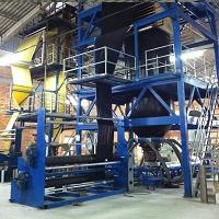 Fabricante de máquinas extrusoras